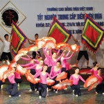 Trường Cao đẳng Múa Việt Nam xứng đáng trở thành mái trường đại học trong nay mai