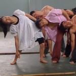 """Biểu diễn múa """"Vườn trăng"""""""