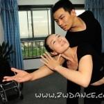 Cặp diễn viên khuyết tật người Trung Quốc Mã Lệ và Trác Hiếu Vỹ