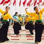 Những điệu múa dân gian Tây Bắc