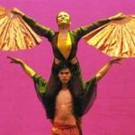 Chùm ảnh Tài năng biểu diễn múa 2008