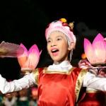 Múa bài bông – Điệu múa cổ thời Trần hồi sinh
