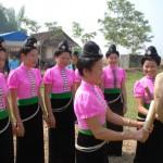 Xòe vòng: Nét đẹp văn hóa đặc trưng của dân tộc Thái ở Tây Bắc