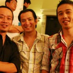 Hai anh em biên đạo múa Nguyễn Phúc Hải và Nguyễn Phúc Hùng