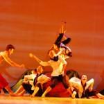 Liên hoan Ca, Múa, Nhạc chuyên nghiệp Toàn quốc đợt I: TƯNG BỪNG TRÊN NÚI RỪNG TÂY BẮC (Kì I)