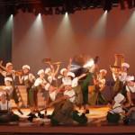 Liên hoan Ca Múa Nhạc chuyên nghiệp toàn quốc 2012: Ba nốt thăng đọng lại