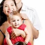 NSƯT Lê Vi và các con