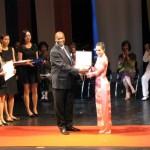 Vũ đoàn Arabesque đoạt giải trong Cuộc thi múa hiện đại quốc tế tổ chức tại Hàn Quốc năm 2012