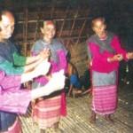 Múa tín ngưỡng của tộc người Xtiêng