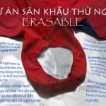 Dự án sân khấu thử nghiệm Erasable