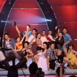 Thử thách cùng bước nhảy và Khoảnh khắc ấn tượng  ( Liveshow 1)