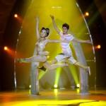 Tình yêu thăng hoa tại Liveshow 2 Thử Thách Cùng Bước Nhảy