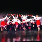 Múa Tính cách nước ngoài
