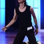 Một khoảnh khắc tuyệt vời của Minh Hiền sau cuộc thi Thử Thách Cùng Bước Nhảy