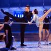 Yến Trang mang ballet vào dancesport