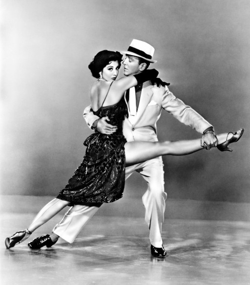 Fred Astaire và Ginger Rogers