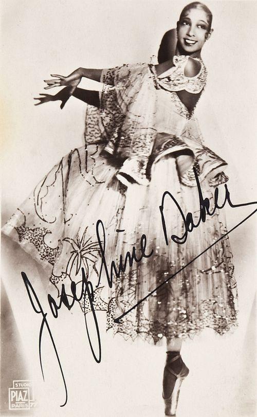Josephine Baker (1906-1975)