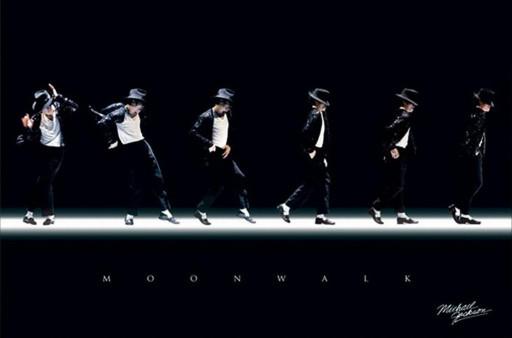 Michael Jackson và điệu nhảy Moonwalk