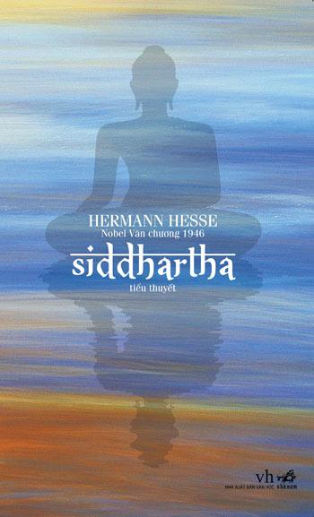Bìa cuốn sách Siddharta của tác giả Hermann Hesse, Dịch giả Lê Chu Cầu, đã được dịch và xuất bạn tại Việt Nam.