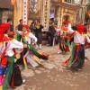 Xuân vui với điệu múa Bồng