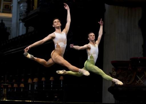 Tác phẩm Four Seasons của biên đạo Lê Ngọc Văn. Ảnh: Dance Europe