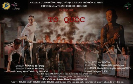 Poster To khuc mua To Quoc 1