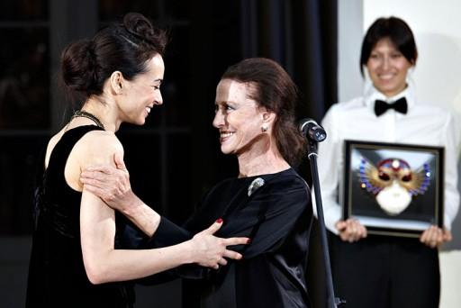 Maya plisetska and Diana Vishneva.
