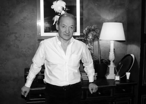 """Giám đốc nhà hát Talarium Et Lux, đồng thời là người chỉ đạo nghệ thuật vở """"Hồ thiên nga"""" - """"huyền thoại"""" ballet Mikhail Lavrovsky"""