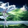 """Vở ballet """"Hồ thiên nga"""" với công nghệ 3D trình diễn tại Việt Nam"""