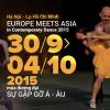 """Liên hoan """"Múa Đương đại – Sự gặp gỡ Á Âu"""" 2015"""