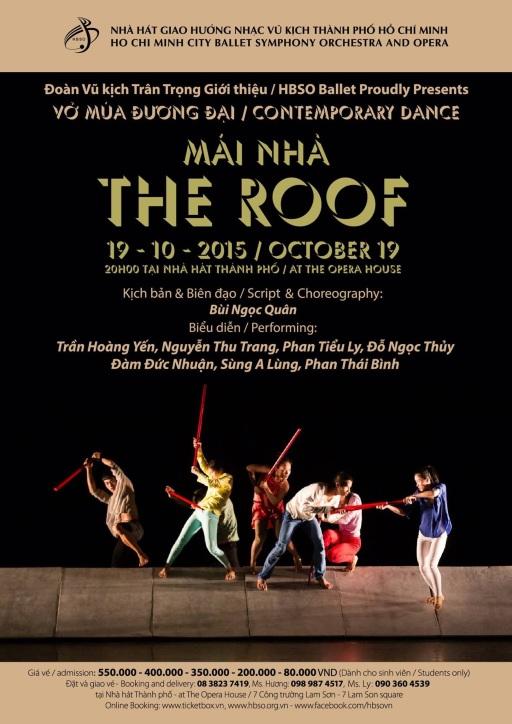 The Roof - Mai nha