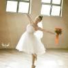 Ảnh cưới tuyệt đẹp của nữ nghệ sỹ múa