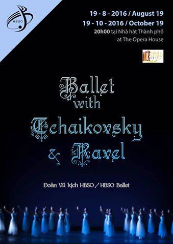 Ballet with Tchaikovsky & Ravel 1