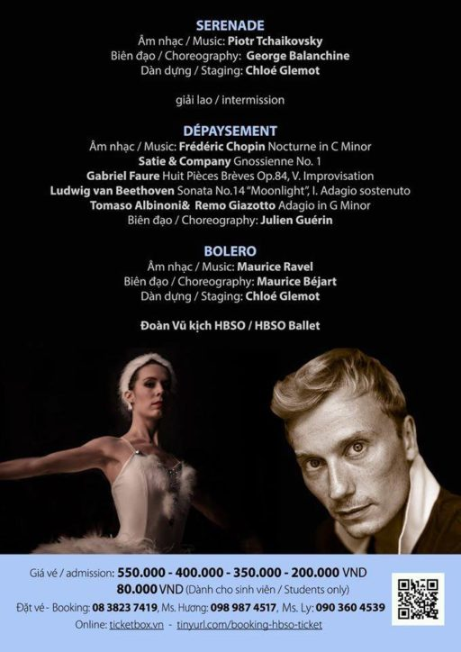 Ballet with Tchaikovsky & Ravel 2