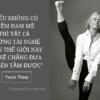 """""""Thói quen sáng tạo"""" của biên đạo múa Twyla Tharp"""