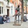 Những bức tượng múa tuyệt đẹp trên đường phố London