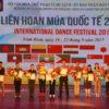 Việt Nam giành 4 HCV, 10 HCB tại liên hoan Múa quốc tế 2017